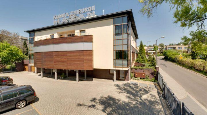 Klinika Chirurgii Mazan - Katowice