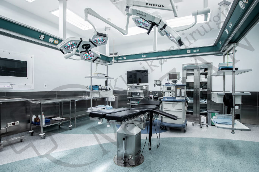 Klinika chirurgii Mazan